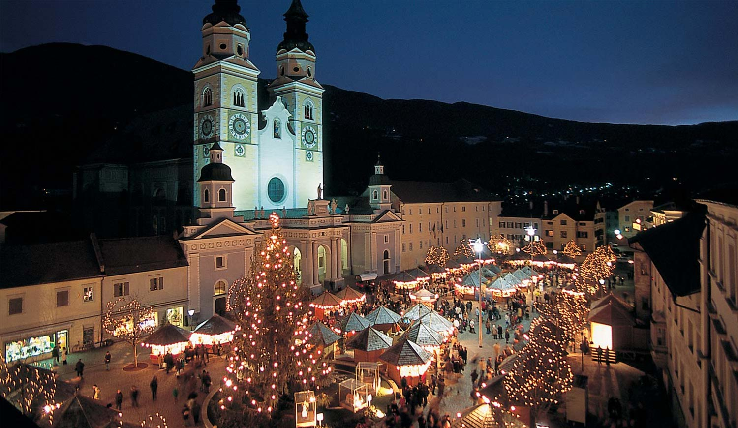 Christmas market in Bressanone