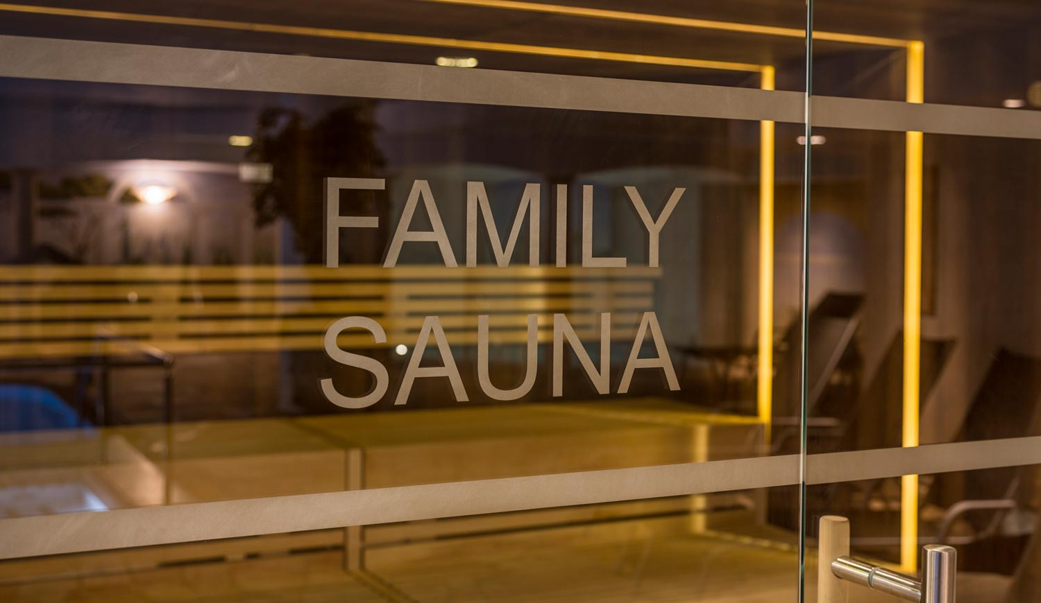 Family Sauna at Hotel Ideal Park